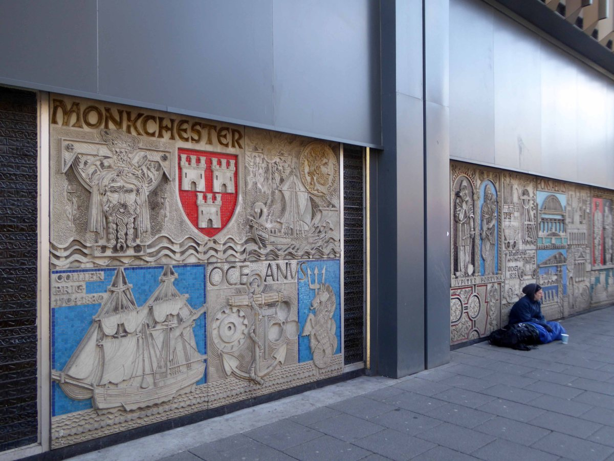 Bhs Murals Newcastle Upon Tyne
