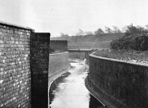 sewage 1910