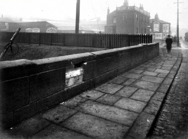 stockport rd 1911