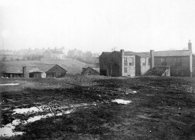 tan yard 1922