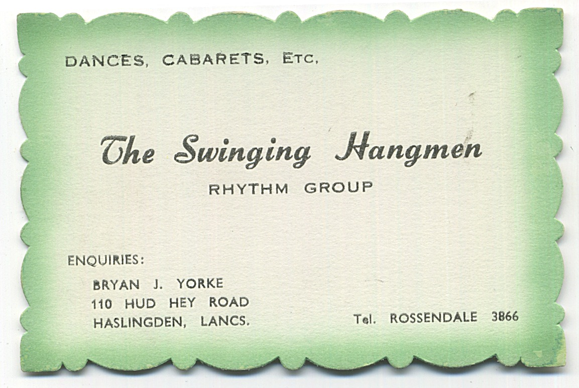 The Hangmen card 4